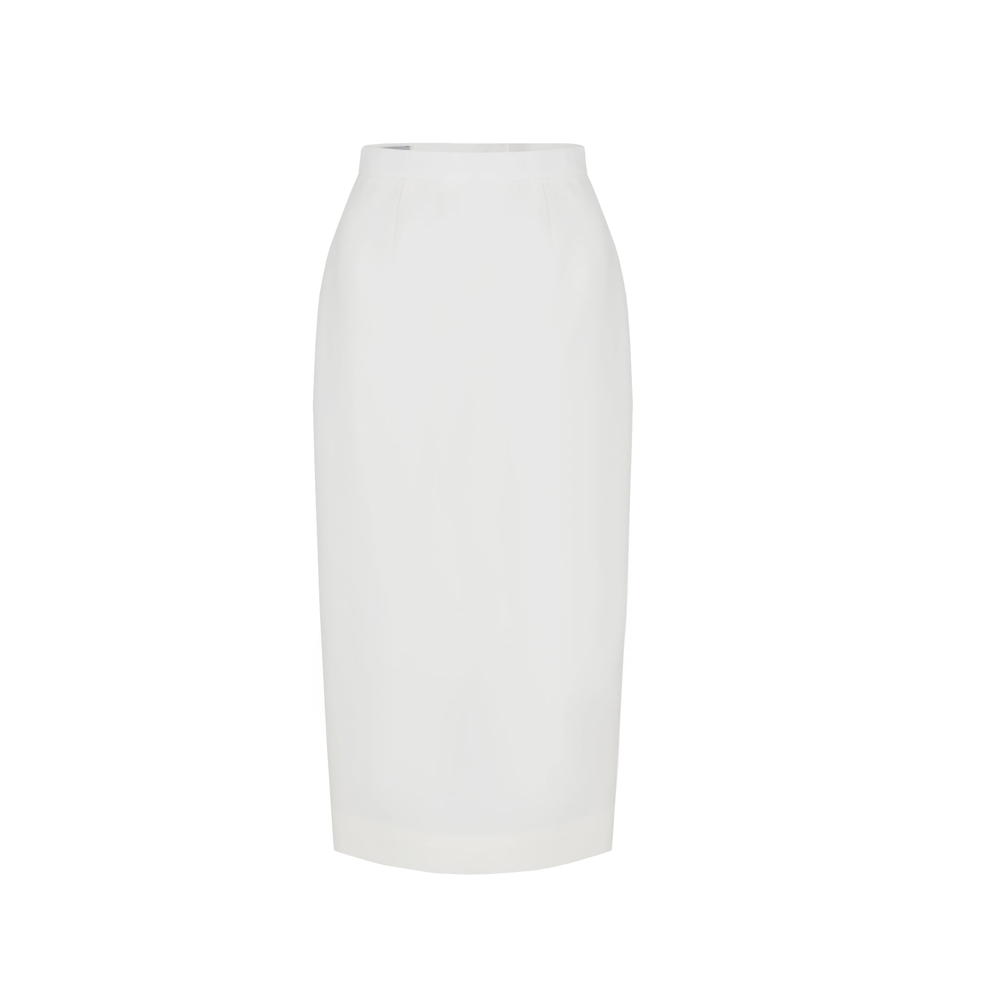 Silk Calming Cream Skirt